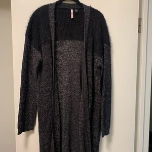 Love by Design Long Mohair Cardigan